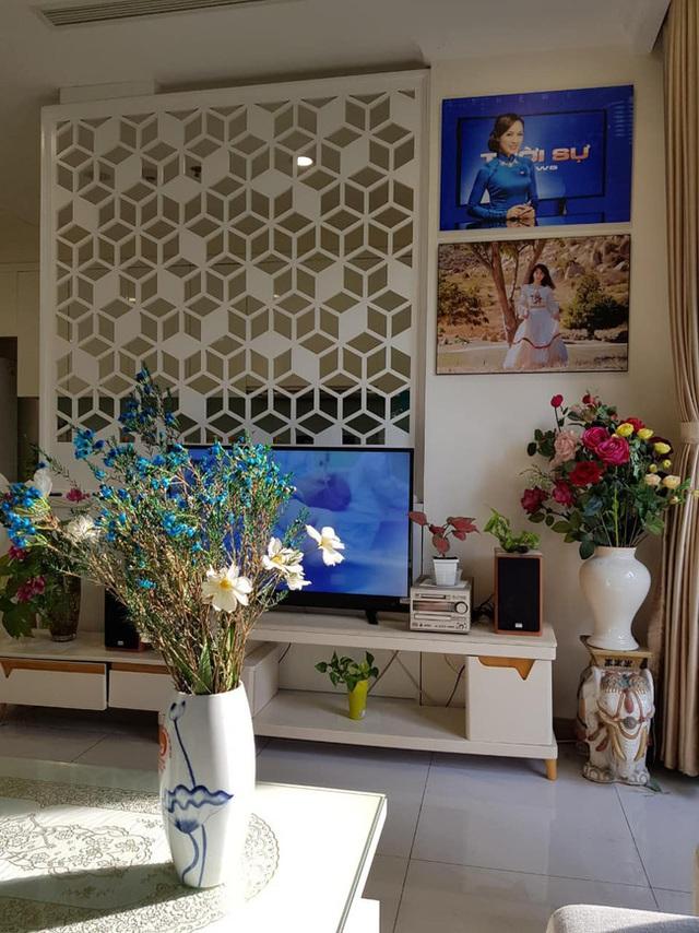 Không gian sống của các MC VTV: Từ chung cư cao cấp tới nhà mặt phố bạc tỷ, duy người đẹp thời sự là giản dị nhất - Ảnh 19.