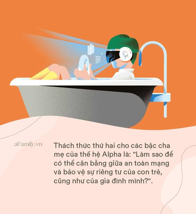 Parent coach Tú Anh chỉ ra 4 thách thức cực kỳ cân não khi bạn đang nuôi dạy đứa trẻ thuộc thế hệ Alpha - Ảnh 4.