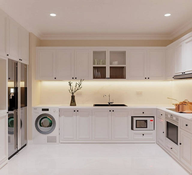 Không gian sống của các MC VTV: Từ chung cư cao cấp tới nhà mặt phố bạc tỷ, duy người đẹp thời sự là giản dị nhất - Ảnh 4.