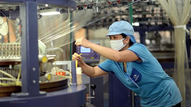 Xuất khẩu Quý I khả quan là động lực tăng trưởng kinh tế sau dịch  - Ảnh 1.