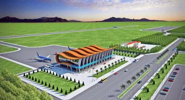 Bộ Quốc phòng nói về tiến độ xây dựng sân bay Phan Thiết  - Ảnh 3.