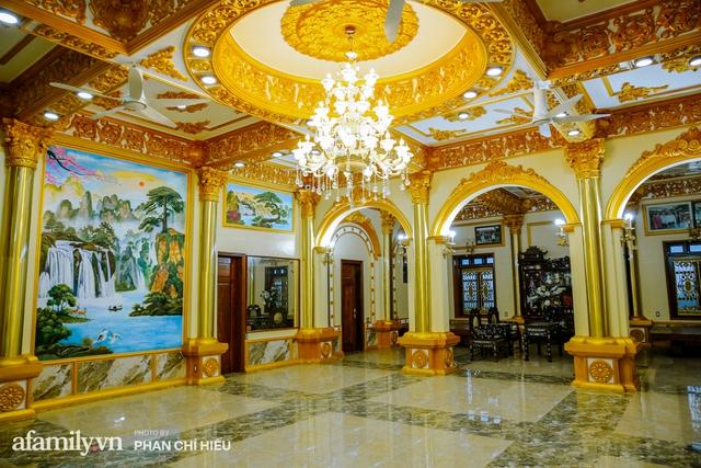 Đến thăm tòa lâu đài khủng nhất tỉnh Hưng Yên, vị đại gia nổi tiếng giản dị bật mí về giá trị thực sự của công trình làm nhiều người khó tưởng tượng - Ảnh 21.