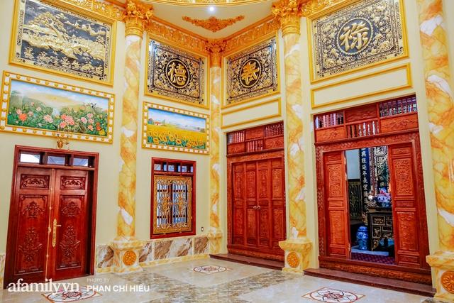 Đến thăm tòa lâu đài khủng nhất tỉnh Hưng Yên, vị đại gia nổi tiếng giản dị bật mí về giá trị thực sự của công trình làm nhiều người khó tưởng tượng - Ảnh 22.