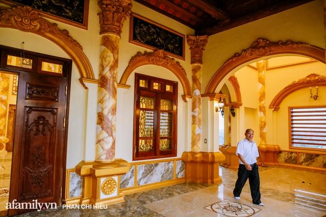 Đến thăm tòa lâu đài khủng nhất tỉnh Hưng Yên, vị đại gia nổi tiếng giản dị bật mí về giá trị thực sự của công trình làm nhiều người khó tưởng tượng - Ảnh 24.