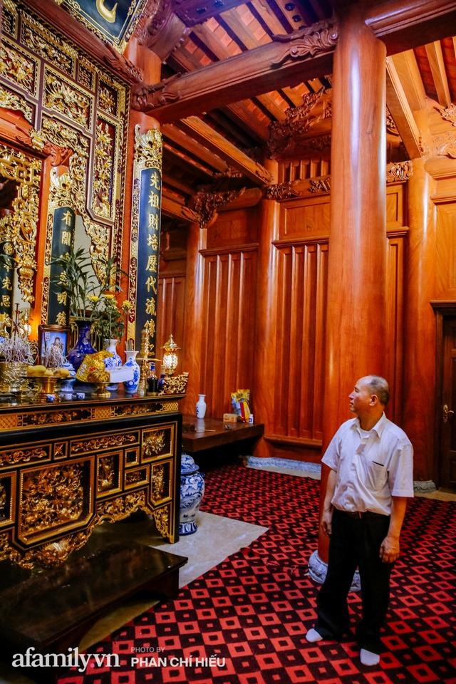 Đến thăm tòa lâu đài khủng nhất tỉnh Hưng Yên, vị đại gia nổi tiếng giản dị bật mí về giá trị thực sự của công trình làm nhiều người khó tưởng tượng - Ảnh 28.