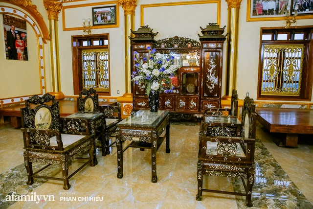 Đến thăm tòa lâu đài khủng nhất tỉnh Hưng Yên, vị đại gia nổi tiếng giản dị bật mí về giá trị thực sự của công trình làm nhiều người khó tưởng tượng - Ảnh 29.