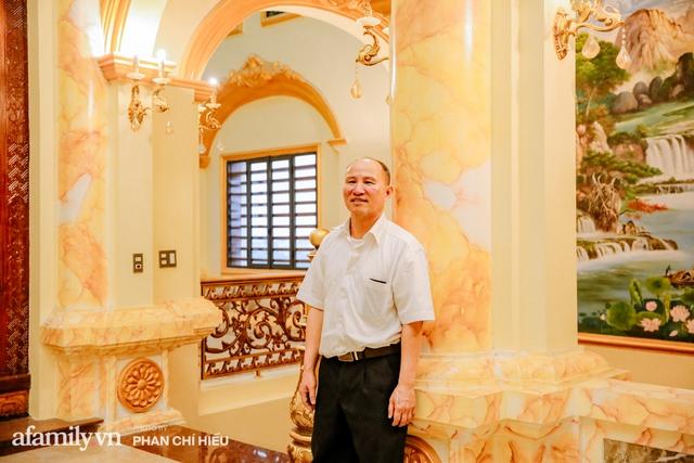 Đến thăm tòa lâu đài khủng nhất tỉnh Hưng Yên, vị đại gia nổi tiếng giản dị bật mí về giá trị thực sự của công trình làm nhiều người khó tưởng tượng - Ảnh 7.