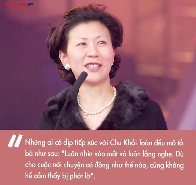 Hồng nhan tri kỷ giúp Lý Gia Thành lấy lại ngôi vị giàu nhất Hong Kong: Bản lĩnh hơn người trên thương trường, chấp nhận bầu bạn bên tỷ phú 25 năm chẳng màng danh phận - Ảnh 4.