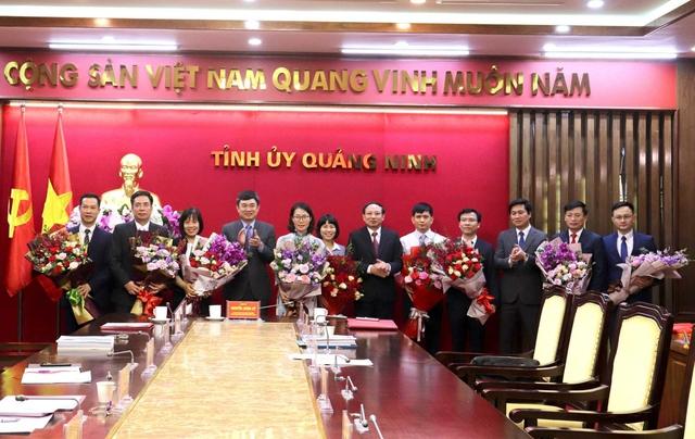 Quảng Ninh bổ nhiệm lãnh đạo 3 Sở thông qua thi tuyển - Ảnh 1.