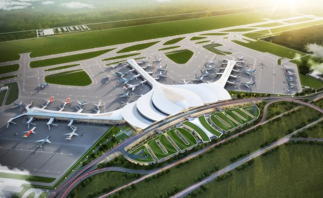 Dự án sân bay Long Thành 'vướng' ở công tác thu hồi đất - Ảnh 1.