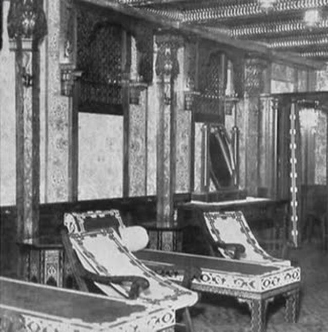 Những hình ảnh hiếm của con tàu huyền thoại Titanic ngoài đời thực: Có thực sự hào nhoáng và lộng lẫy như trong phim? - Ảnh 14.