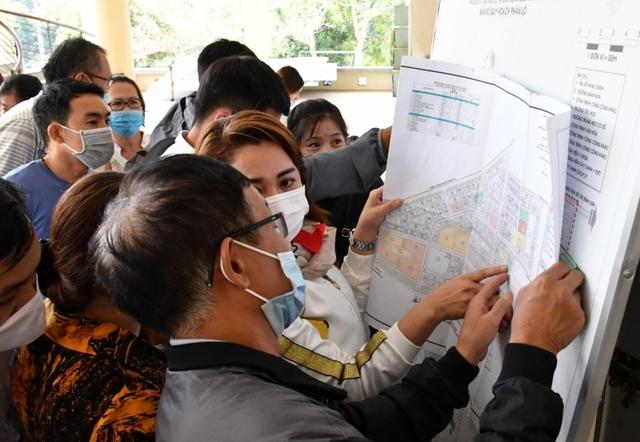 Dự án sân bay Long Thành 'vướng' ở công tác thu hồi đất - Ảnh 3.