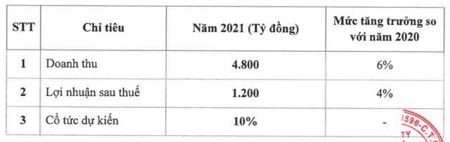 Nhà Khang Điền (KDH): Năm 2021 đặt mục tiêu lãi 1.200 tỷ đồng - Ảnh 3.