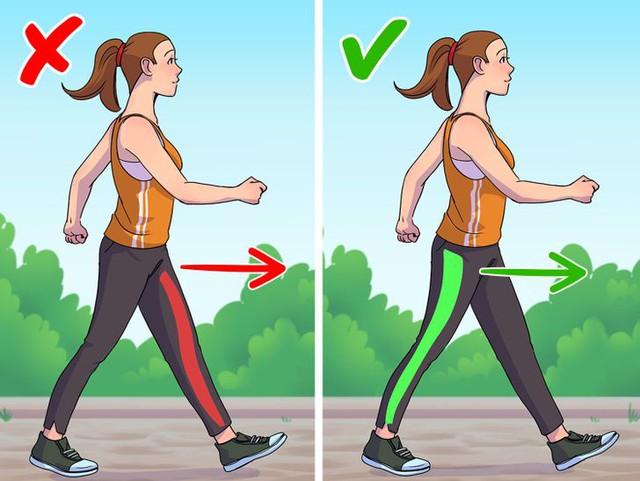9 thói quen tưởng chừng vô hại khi đi bộ nhưng lại gây ra ảnh hưởng tiêu cực đến sức khỏe: Đặc biệt điều thứ 3 mọi người vẫn làm hàng ngày - Ảnh 4.