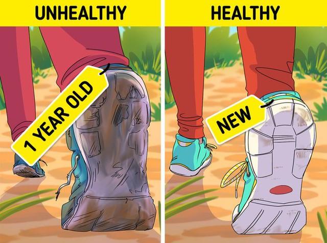 9 thói quen tưởng chừng vô hại khi đi bộ nhưng lại gây ra ảnh hưởng tiêu cực đến sức khỏe: Đặc biệt điều thứ 3 mọi người vẫn làm hàng ngày - Ảnh 8.