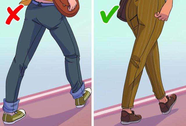 9 thói quen tưởng chừng vô hại khi đi bộ nhưng lại gây ra ảnh hưởng tiêu cực đến sức khỏe: Đặc biệt điều thứ 3 mọi người vẫn làm hàng ngày - Ảnh 9.
