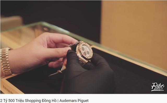 Gia thế khủng ít người biết của YouTuber Fabo Nguyễn: Con trai đại gia điện tử Sài Gòn, tự tin khoe một lần shopping cùng vợ tiêu hết 2,5 tỷ VNĐ - Ảnh 6.