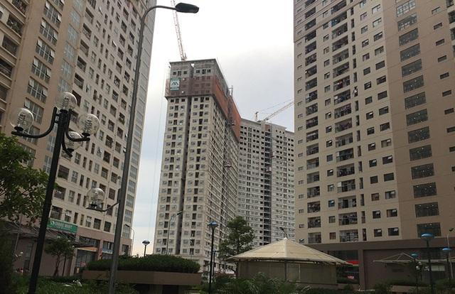 Thanh tra chỉ rõ nhiều sai phạm tại chung cư Xuân Mai Complex - Ảnh 2.