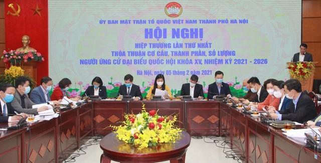 Hà Nội: 6 người ứng cử ĐBQH xin rút, 1 người bị bắt tạm giam  - Ảnh 1.