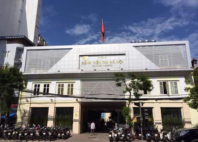 Bộ Công an xác minh việc mua sắm thiết bị y tế tại Bệnh viện Tim Hà Nội  - Ảnh 1.