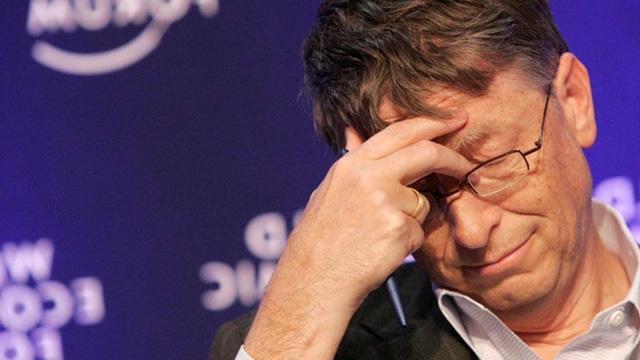 5 thất bại đau đớn trong sự nghiệp lẫy lừng của Bill Gates: Công ty đóng cửa, bị Google hớt tay trên, nhưng đây mới là sai lầm khiến ông ân hận nhất - Ảnh 2.