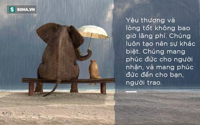 Đời người chỉ cần kiên trì được 7 việc này, cuộc sống sẽ tự khắc trở nên thuận lợi, viên mãn - Ảnh 3.