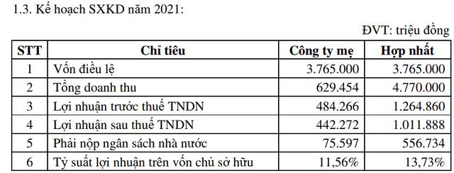Sonadezi (SNZ) đặt kế hoạch lãi sau thuế trên nghìn tỷ năm 2021 - Ảnh 2.