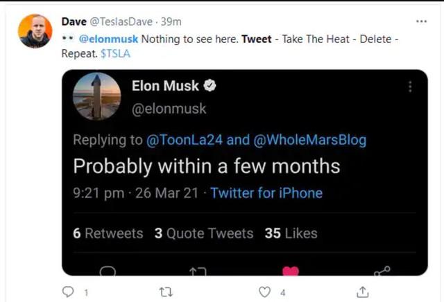 1h sáng đăng tweet rồi lại xóa đi, Elon Musk rút kinh nghiệm sau pha vạ miệng trị giá 20 triệu USD: Đừng bao giờ quyết định dựa trên cảm xúc nhất thời - Ảnh 1.
