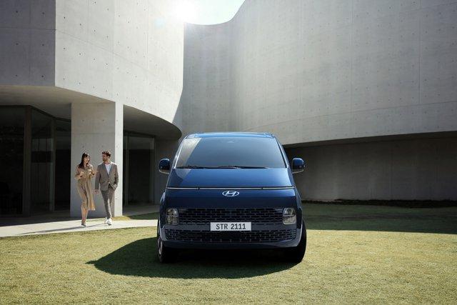Hyundai Staria có thể tuỳ biến thành xe 2-11 chỗ, sẽ bán ra thị trường vào nửa cuối năm nay - Ảnh 1.