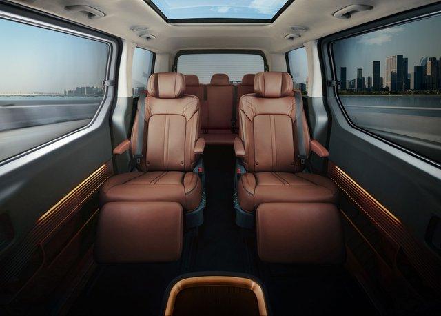 Hyundai Staria có thể tuỳ biến thành xe 2-11 chỗ, sẽ bán ra thị trường vào nửa cuối năm nay - Ảnh 5.