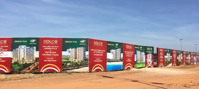 Quảng Bình cảnh báo dự án Dolce Penisola chưa được huy động vốn - Ảnh 1.