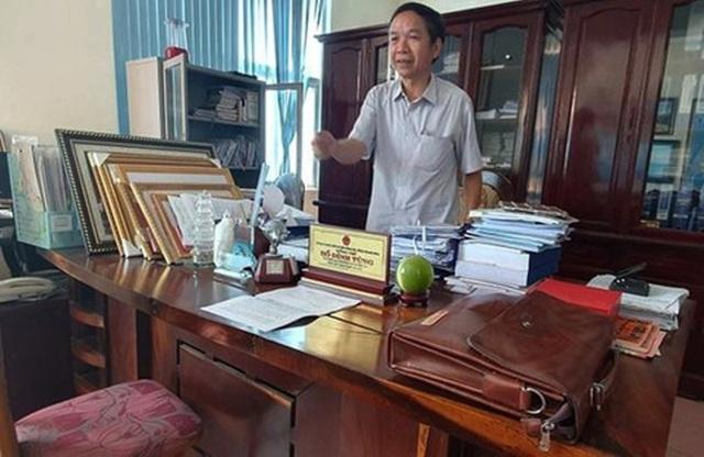 Bắt Phó chủ tịch HĐND thị xã Nghi Sơn  - Ảnh 1.