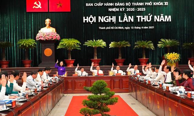 Bí thư Thành ủy Nguyễn Văn Nên nói về các yếu kém của TPHCM  - Ảnh 1.