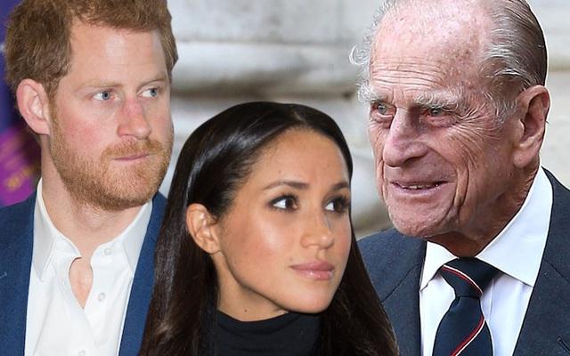 Không phải chuyện mang thai, bạn thân Meghan Markle tiết lộ lý do thực sự khiến cô không về chịu tang Hoàng tế Philip gây phẫn nộ - Ảnh 3.