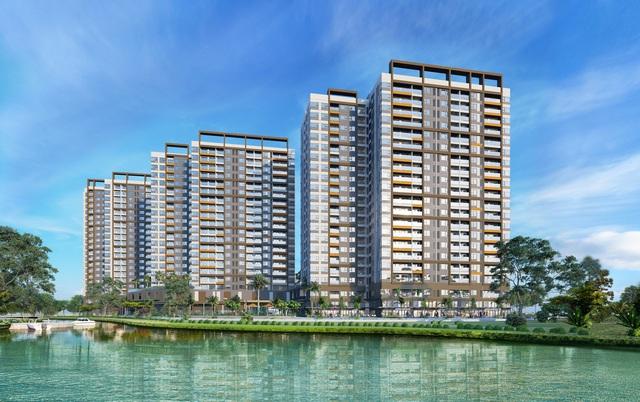 Nguồn cung khan hiếm, nhu cầu và mặt bằng giá căn hộ Sài Gòn tiếp tục tăng - Ảnh 1.