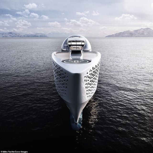 Pháo đài nổi Earth 300: Siêu du thuyền lớn nhất hành tinh sắp làm rung chuyển thế giới Superyacht - Ảnh 2.