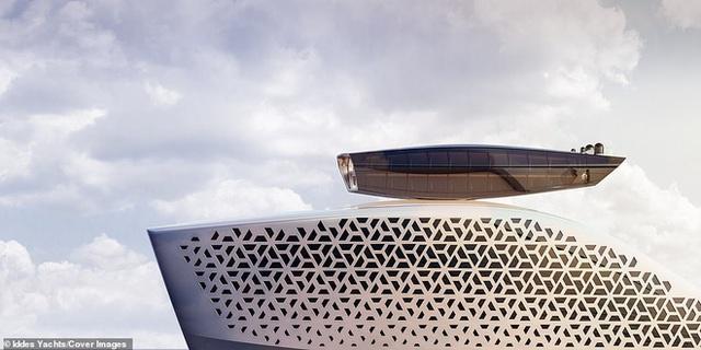 Pháo đài nổi Earth 300: Siêu du thuyền lớn nhất hành tinh sắp làm rung chuyển thế giới Superyacht - Ảnh 5.