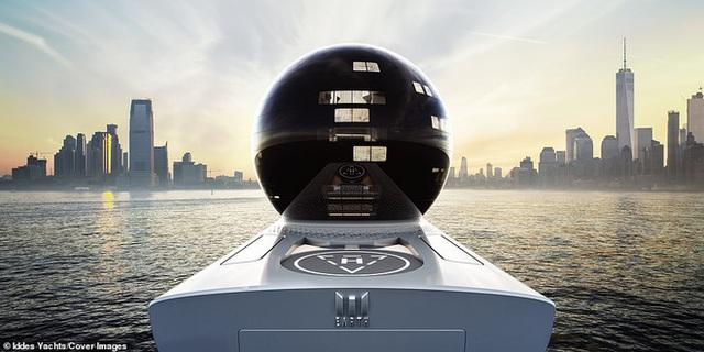 Pháo đài nổi Earth 300: Siêu du thuyền lớn nhất hành tinh sắp làm rung chuyển thế giới Superyacht - Ảnh 6.