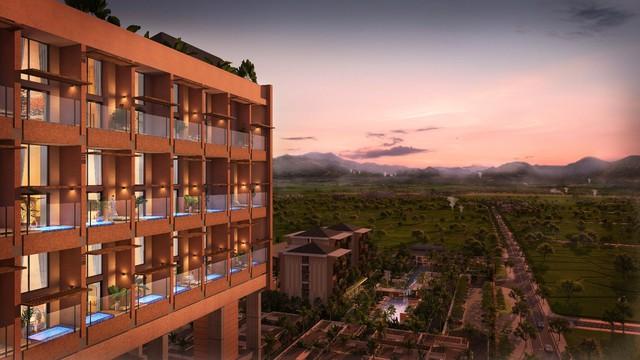 Hòa Bình có thêm dự án BĐS nghỉ dưỡng khoáng nóng Apec Mandala Sky Villas Kim Boi - Ảnh 1.