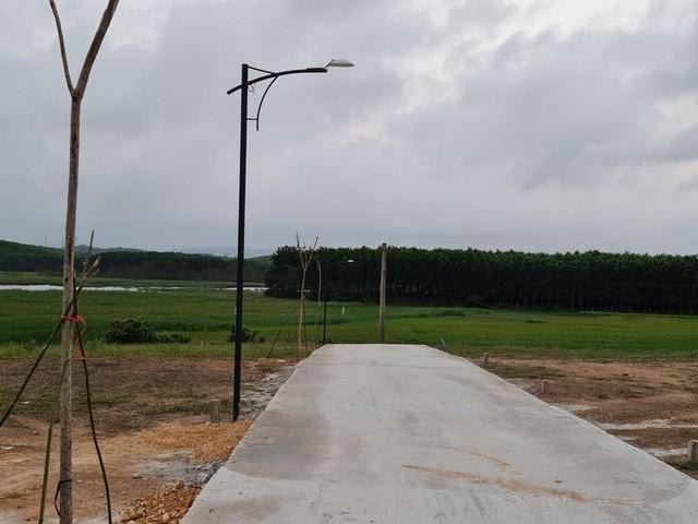 Rao bán đất trồng cây thành khu phân lô nghỉ dưỡng trong cơn sốt  - Ảnh 1.