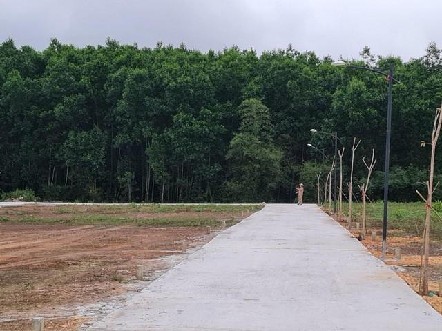 Rao bán đất trồng cây thành khu phân lô nghỉ dưỡng trong cơn sốt  - Ảnh 2.
