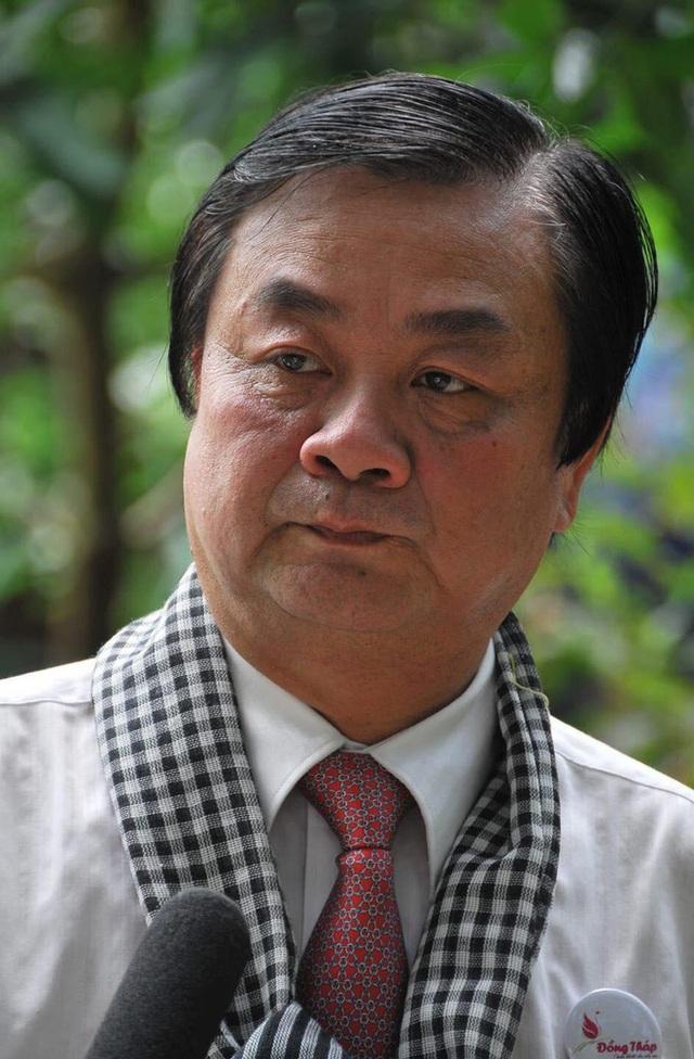Cái mác thực phẩm Việt Nam rất bẩn, 2.500đ/ký lúa và quyết định của Bộ trưởng Lê Minh Hoan thời còn là Bí thư Tỉnh uỷ - Ảnh 2.