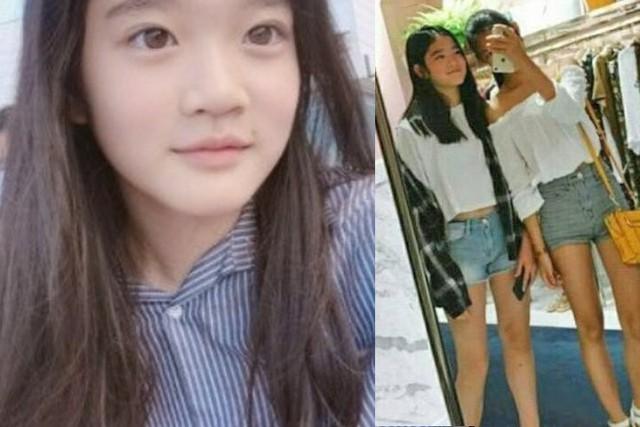 Cháu gái gia tộc Samsung lộ diện đã lập tức gây bão MXH với diện mạo thanh thuần nhưng chiếm trọn spotlight lại là bộ quần áo của tiểu thư 17 tuổi - Ảnh 11.