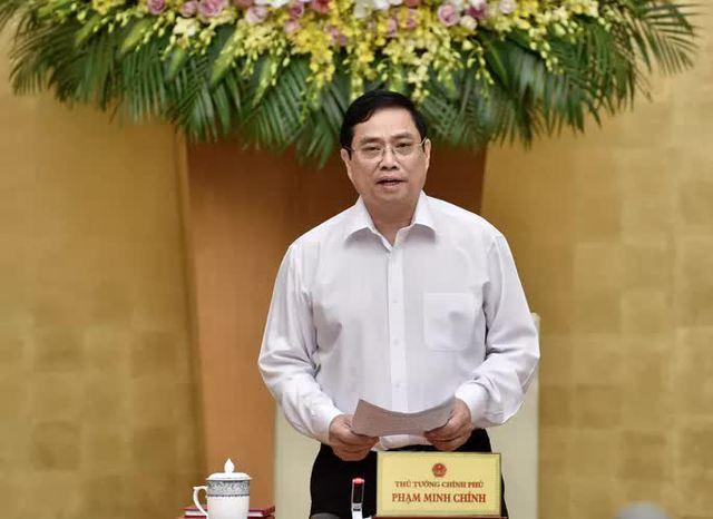 Chùm ảnh Chính phủ họp phiên đầu tiên sau khi kiện toàn  - Ảnh 3.