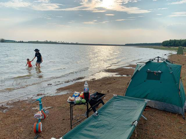 Nếu muốn thử Camping mà chưa biết chọn nơi nào để cắm lều thì đây là những địa điểm vừa hot lại đẹp từ Nam ra Bắc phải thử đến 1 lần - Ảnh 25.