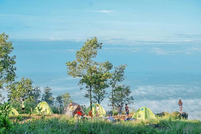 Nếu muốn thử Camping mà chưa biết chọn nơi nào để cắm lều thì đây là những địa điểm vừa hot lại đẹp từ Nam ra Bắc phải thử đến 1 lần - Ảnh 35.
