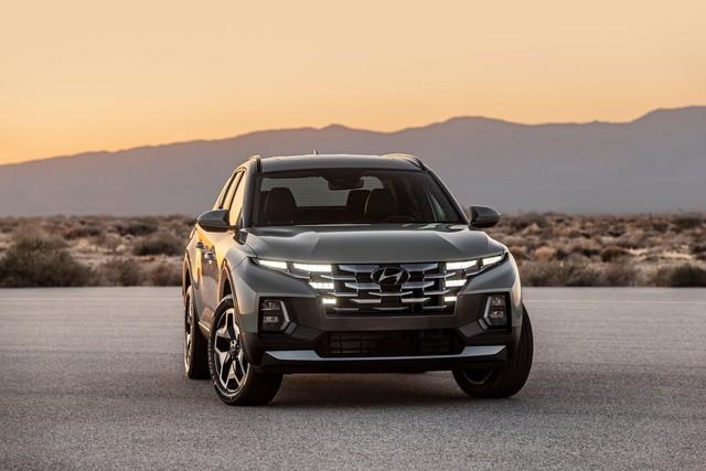 Xe bán tải đầu tiên của Hyundai ra mắt: 275 mã lực, tiện nghi như Tucson - Ảnh 3.