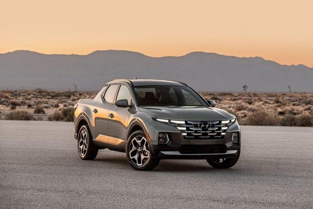 Xe bán tải đầu tiên của Hyundai ra mắt: 275 mã lực, tiện nghi như Tucson - Ảnh 1.