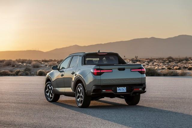 Xe bán tải đầu tiên của Hyundai ra mắt: 275 mã lực, tiện nghi như Tucson - Ảnh 2.