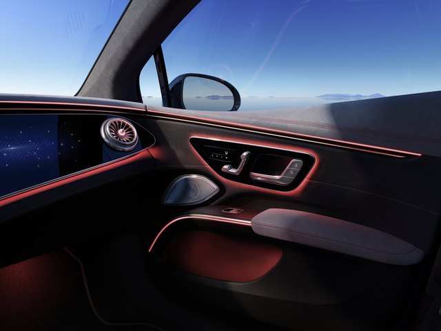 Siêu phẩm xe điện Mercedes-Benz EQS chính thức ra mắt: Tầm hoạt động 770 km, hiện đại như robot - Ảnh 5.